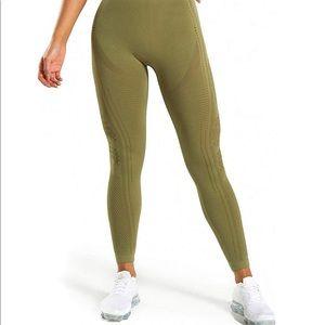 Olive Workout Pants
